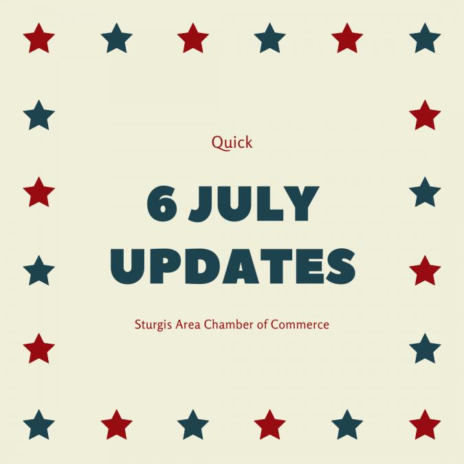 July Updates