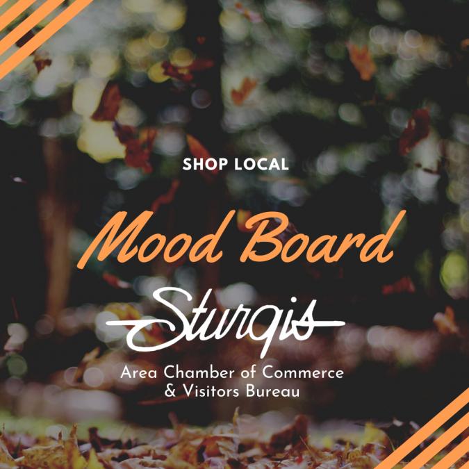 Shop Local Mood Board