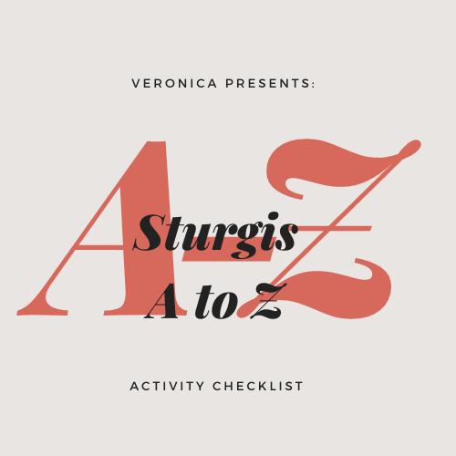 Sturgis A to Z