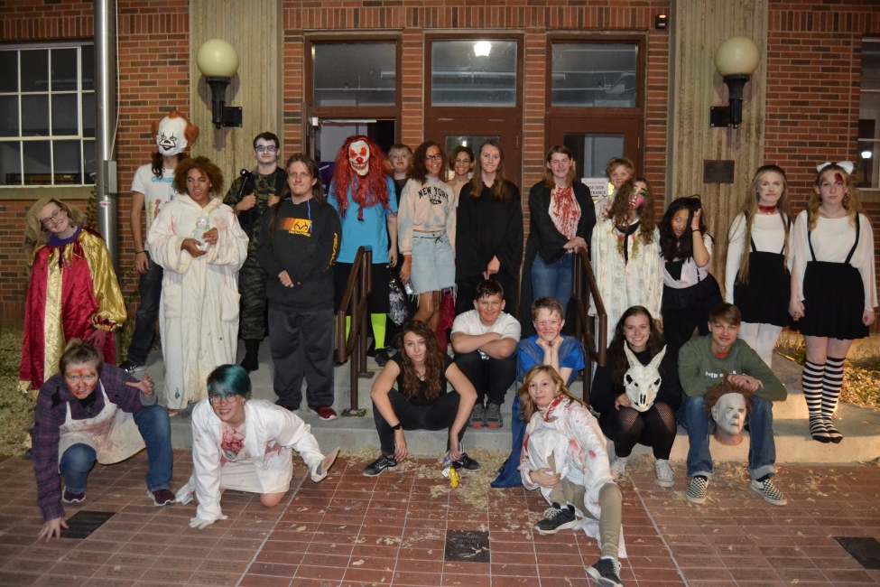 Chamber's Crypt Haunted House