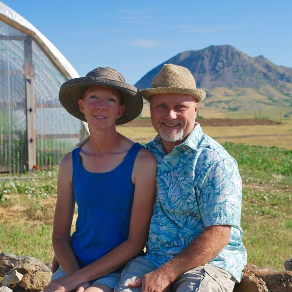 Bear Butte Gardens, Farm Stand, & Cottage Photo