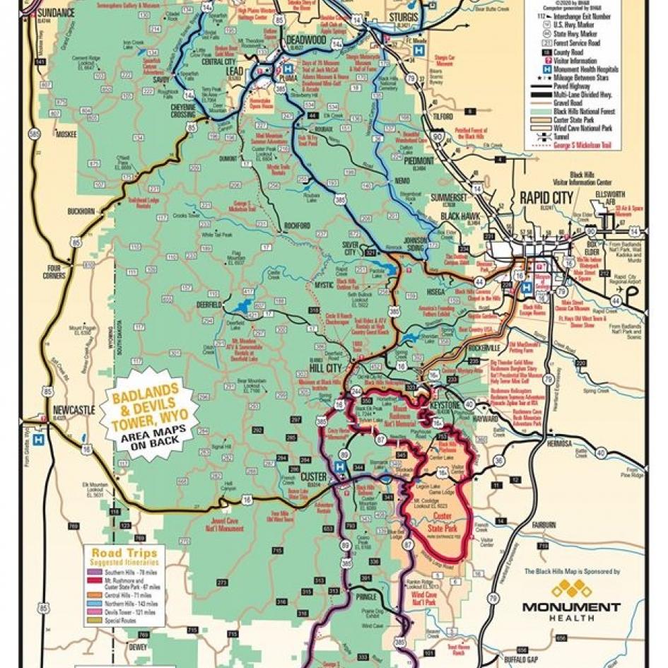 Black Hills & Badlands Tourism Association Photo