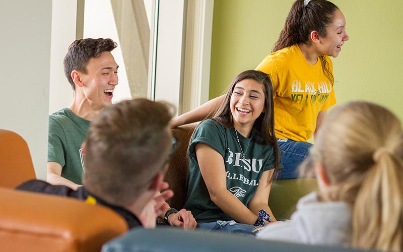 Black Hills State University Photo