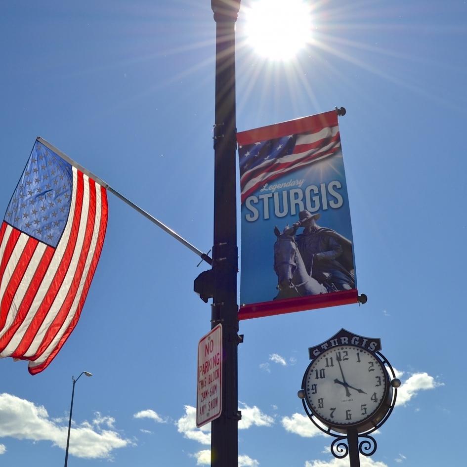 Downtown Sturgis Foundation Photo