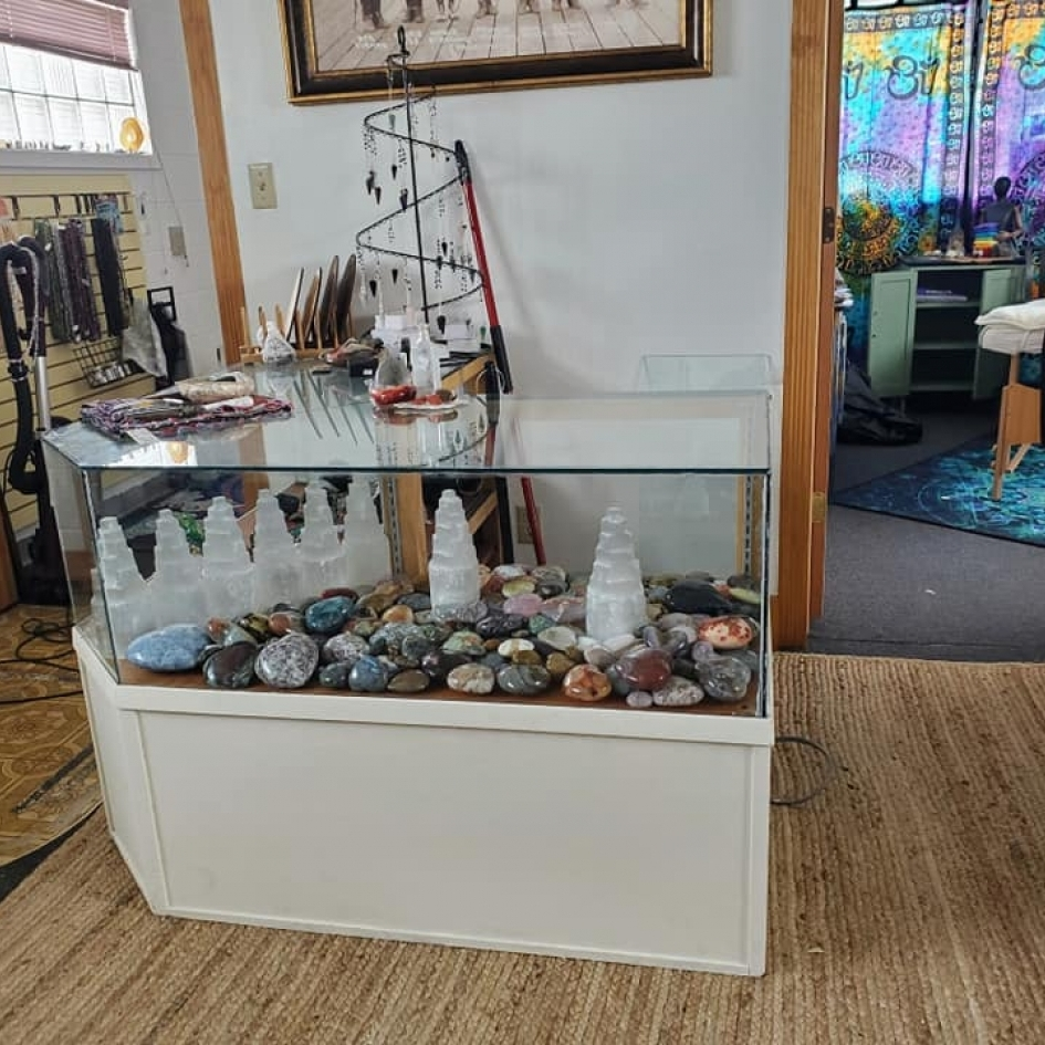 The Giving Goat Crystal Shop Photo