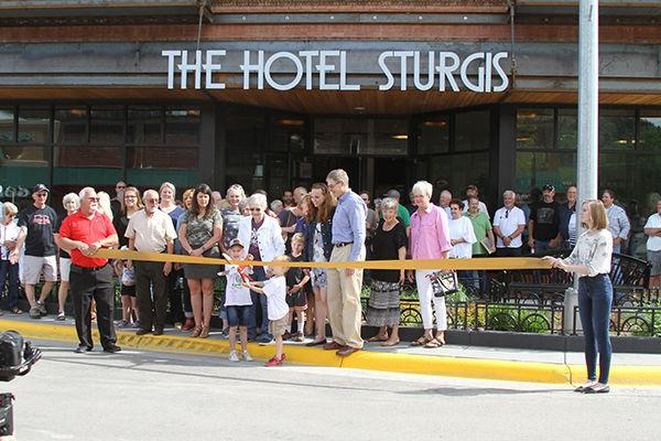 The Hotel Sturgis Photo