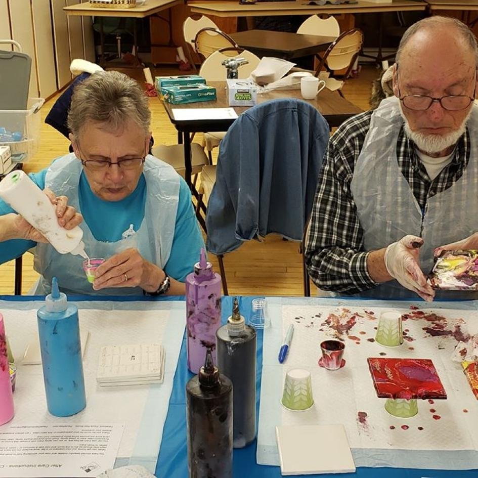Meade County Senior Citizens Center Photo