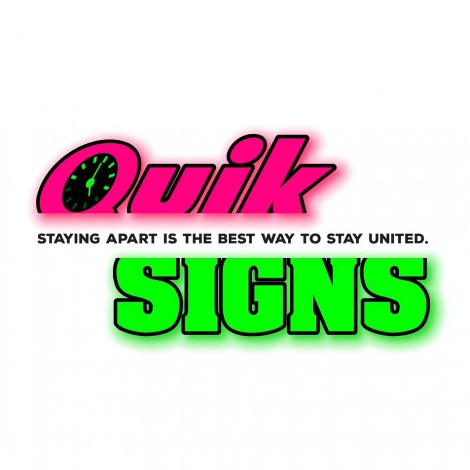 Quik Signs Photo