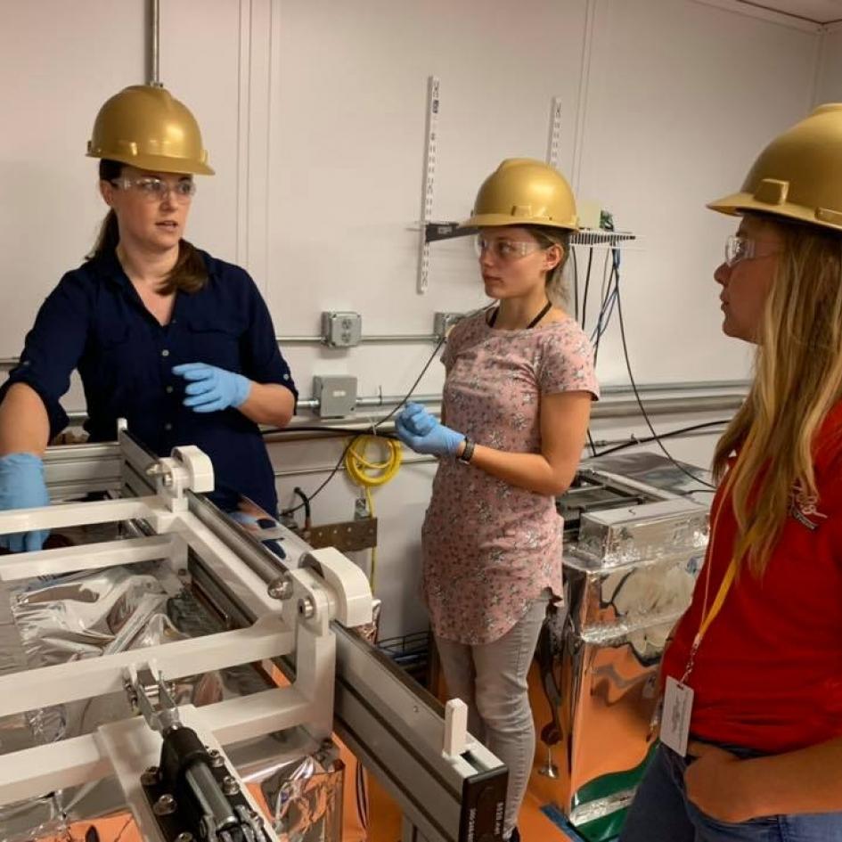 Sanford Underground Research Facility Photo