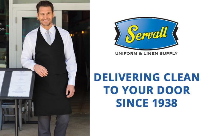 Servall Uniform & Linen Supply Photo
