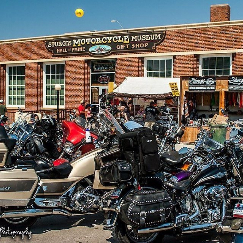 Sturgis Motorcycle Museum Photo