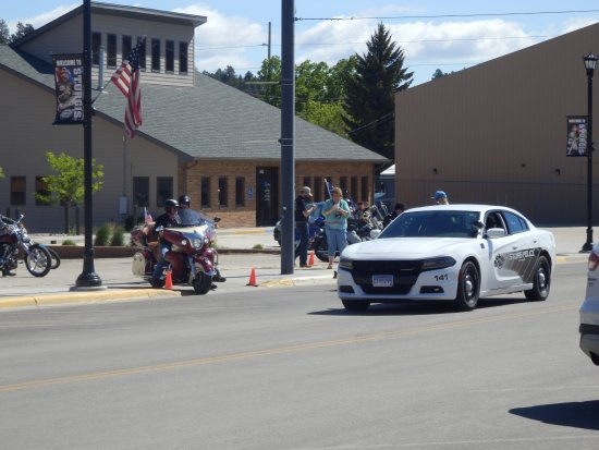 Sturgis Police Department Photo