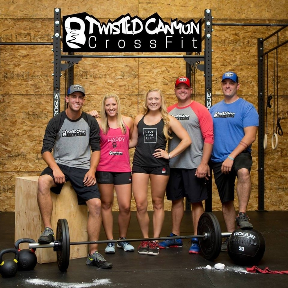 Twisted Canyon CrossFit Photo