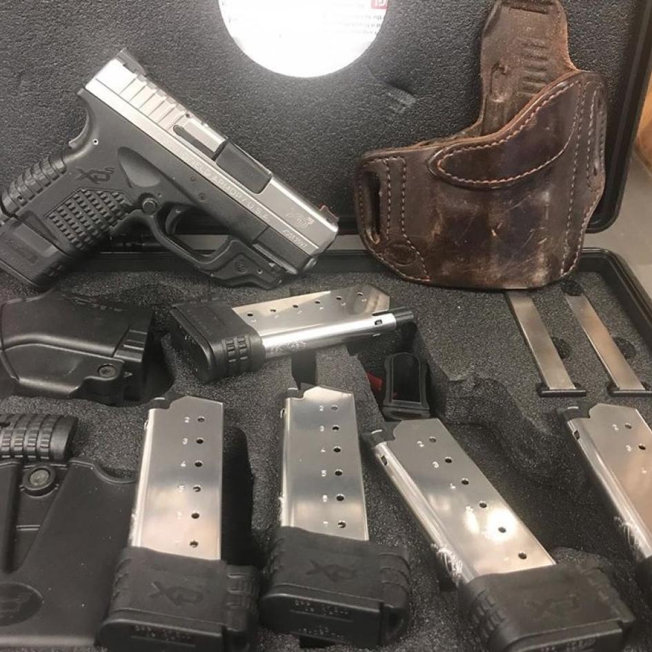 Sturgis Guns/Range Photo