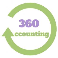 360 Accounting Logo
