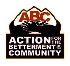 Action for the Betterment of the Community Logo