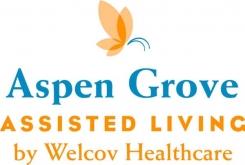 Aspen Grove Assisted Living Logo