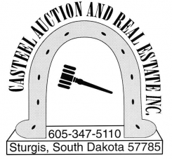 Casteel Auction & Real Estate Logo