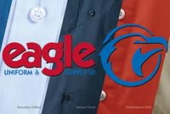 Eagle Uniform & Supply Co. Logo