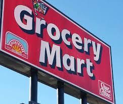 Grocery Mart Logo