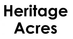 Heritage Acres Inc Logo