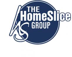 The HomeSlice Corporation Logo
