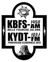 KYDT/KBFS Radio Logo