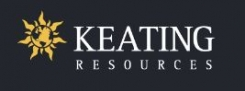 Keating Resources Logo