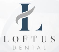 Loftus Dental Logo