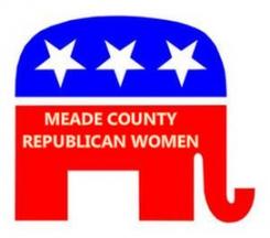 Meade County Republican Women Logo