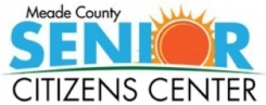 Meade County Senior Citizens Center Logo