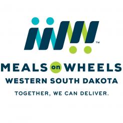 Meals On Wheels Western South Dakota Logo