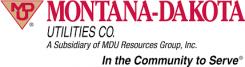 Montana - Dakota Utilities Logo