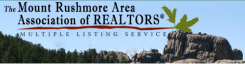 Mount Rushmore Area Association of REALTORS Logo