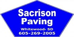 Sacrison Paving Logo