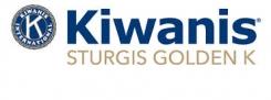 Sturgis Golden K Kiwanis Club Logo