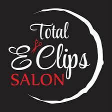 Total E'clips Salon Logo