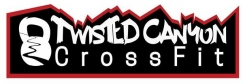 Twisted Canyon CrossFit Logo