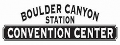 Boulder Canyon Station Convention Center Logo