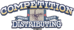 Competition Distributing Logo