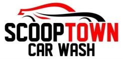 Scooptown Car Wash Logo
